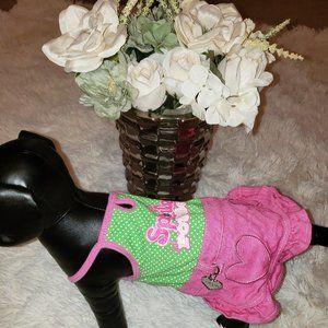 Spoiled Rotton (Small Dog Dress)